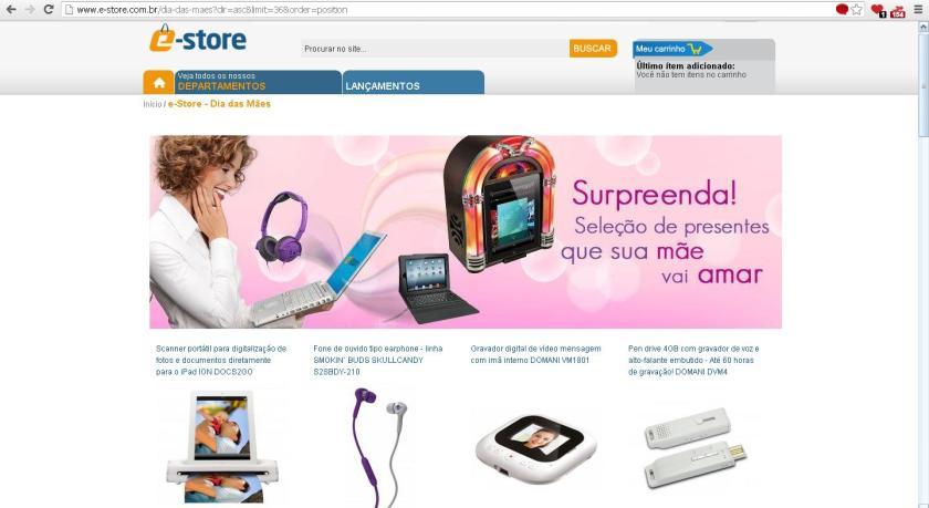 e-store