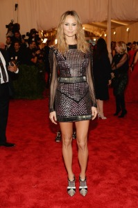stacy keibler_rachel roy dress with Jacob & Co. Jewls