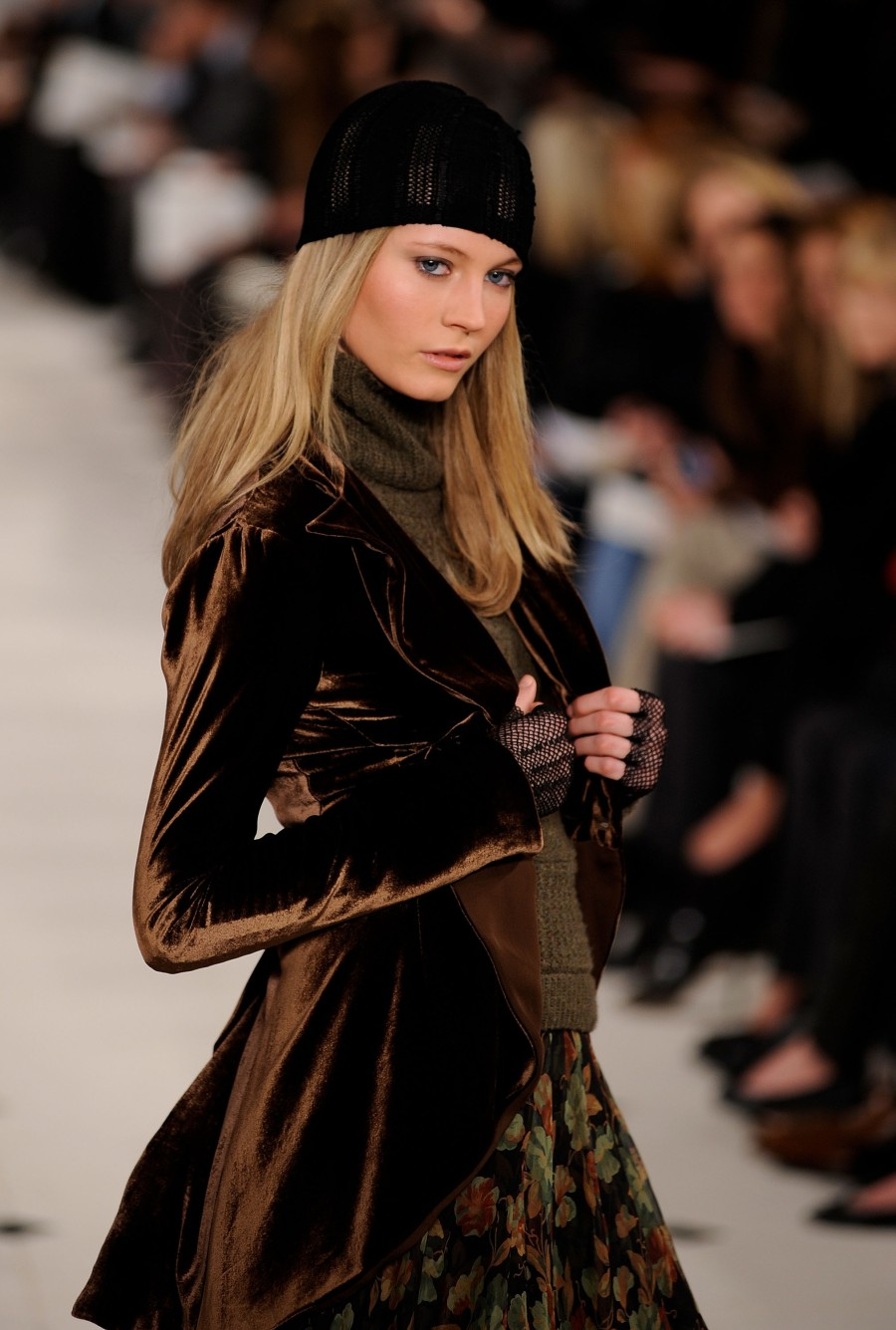 Ralph Lauren Collection - Runway - Fall 2010 MBFW