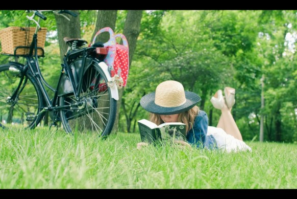 ler no parque