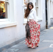 how-to-wear-a-maxi-skirt-2013